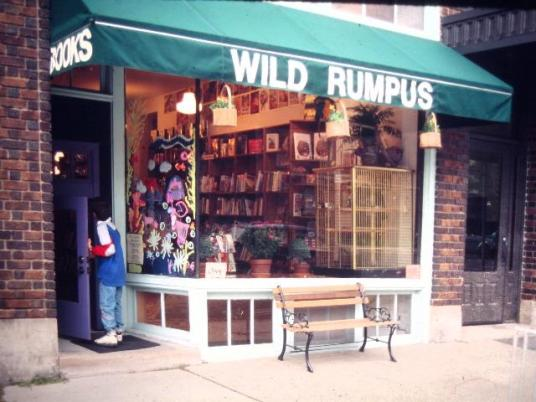Wild Rumpus Books for Younger Readers, Minneapolis, MN