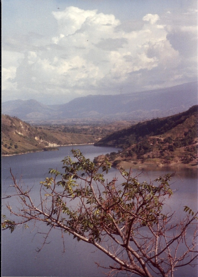 Central Plateau, Haiti, 1990