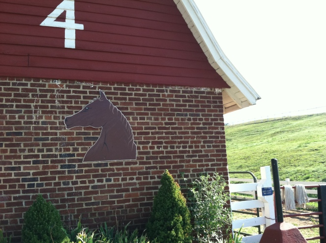 Barn 4 at TRF